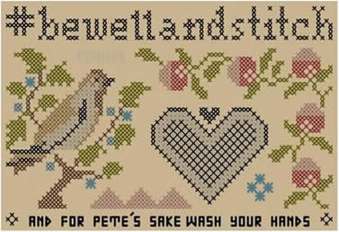 Dimensions Embroidery Kit Follow Your Heart