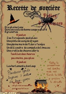 witches recipe